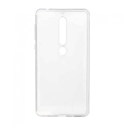 ETUI CLEAR 0.3mm NOKIA 6.1 TRANSPARENTNY