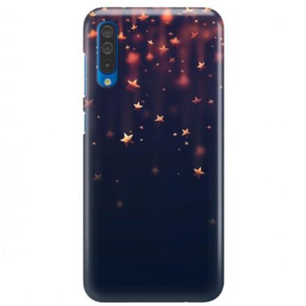 Etui na telefon SAMSUNG GALAXY A50 GWIAZDKI STARS
