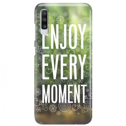 Etui na telefon SAMSUNG GALAXY A70 ENJOY EVERY MOMENT 2