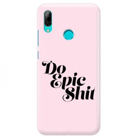 Etui na telefon HUAWEI Y7 2019 DO EPIC SHIT