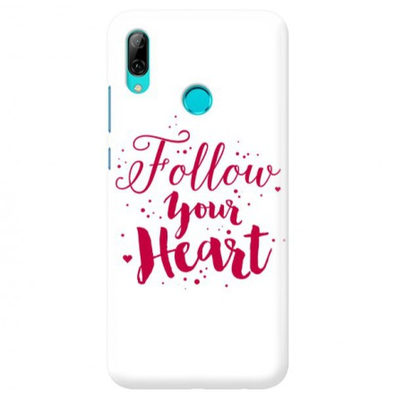 Etui na telefon HUAWEI Y7 2019 FOLLOW YOUR HEART