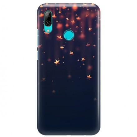 Etui na telefon HUAWEI Y7 2019 GWIAZDKI STARS