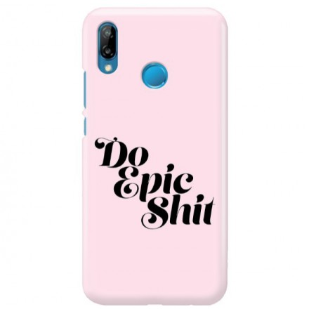 Etui na telefon HUAWEI P30 LITE DO EPIC SHIT
