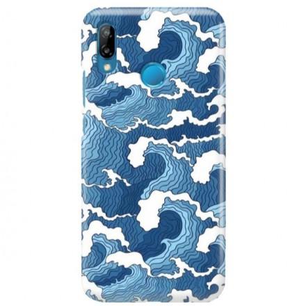 Etui na telefon HUAWEI P30 LITE FALE WAVES
