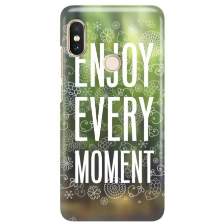 Etui na telefon XIAOMI REDMI NOTE 5 PRO ENJOY EVERY MOMENT 2