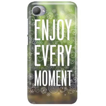 Etui na telefon HTC DESIRE 12 PLUS ENJOY EVERY MOMENT 2
