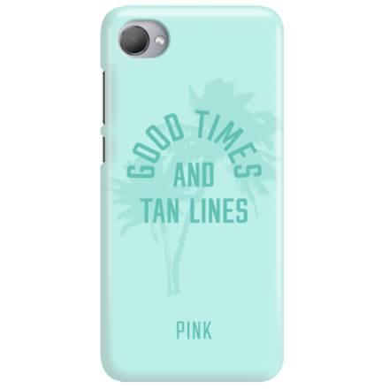 Etui na telefon HTC DESIRE 12 PLUS GOOD TIMES AND TAN LINES