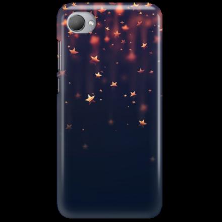 Etui na telefon HTC DESIRE 12 PLUS GWIAZDKI STARS