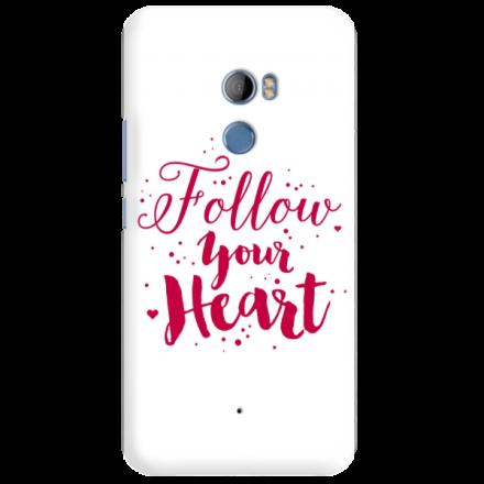 Etui na telefon HTC U11 PLUS FOLLOW YOUR HEART