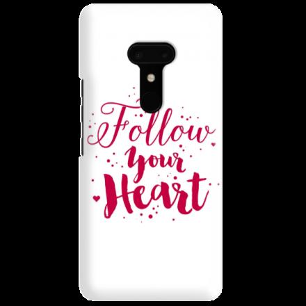 Etui na telefon HTC U12 PLUS FOLLOW YOUR HEART