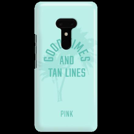 Etui na telefon HTC U12 PLUS GOOD TIMES AND TAN LINES