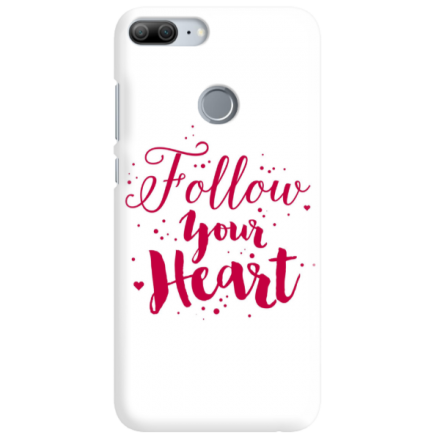 Etui na telefon HUAWEI HONOR 9 LITE FOLLOW YOUR HEART