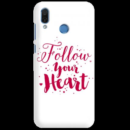 Etui na telefon HUAWEI HONOR PLAY FOLLOW YOUR HEART