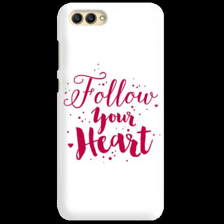 Etui na telefon HUAWEI HONOR V10 FOLLOW YOUR HEART