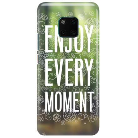 Etui na telefon HUAWEI MATE 20 PRO ENJOY EVERY MOMENT 2