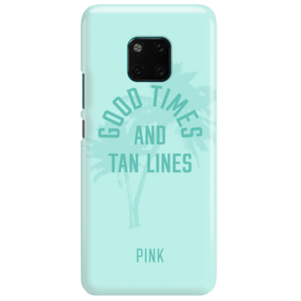 Etui na telefon HUAWEI MATE 20 PRO GOOD TIMES AND TAN LINES