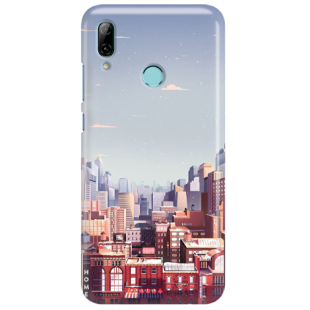 Etui na telefon HUAWEI P SMART 2019 CITY