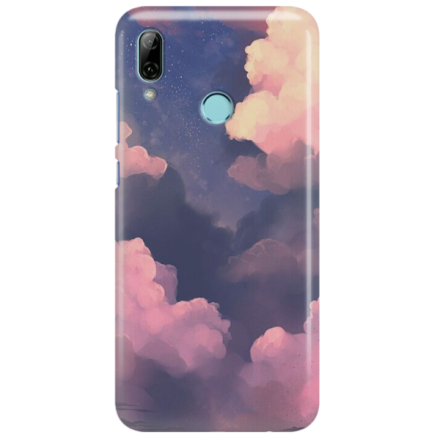 Etui na telefon HUAWEI P SMART 2019 CLOUDS