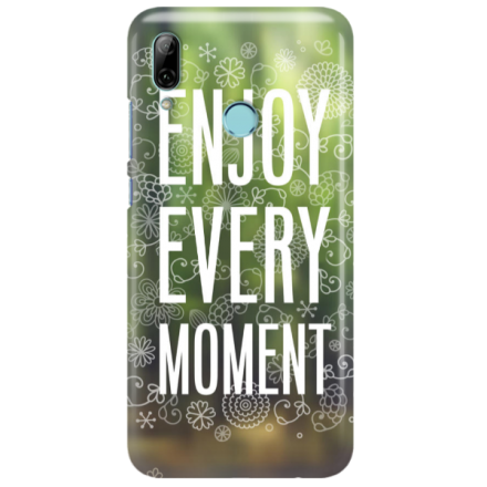 Etui na telefon HUAWEI P SMART 2019 ENJOY EVERY MOMENT 2