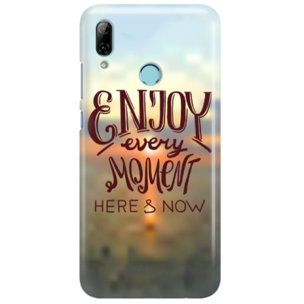 Etui na telefon HUAWEI P SMART 2019 ENJOY EVERY MOMENT