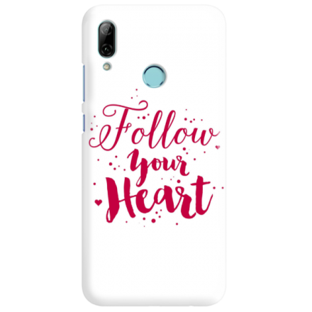 Etui na telefon HUAWEI P SMART 2019 FOLLOW YOUR HEART