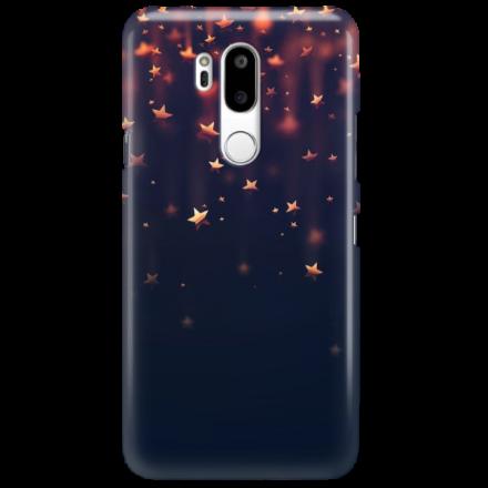 Etui na telefon LG G7 GWIAZDKI STARS