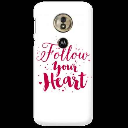 Etui na telefon MOTOROLA MOTO G6 PLAY FOLLOW YOUR HEART