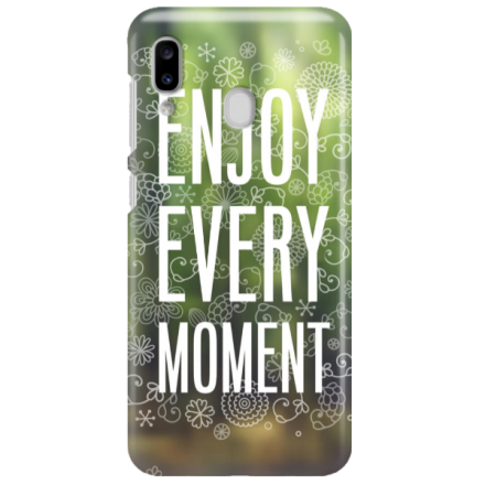 Etui na telefon SAMSUNG GALAXY A20E ENJOY EVERY MOMENT 2