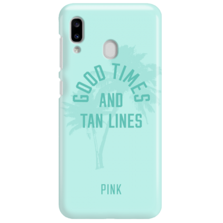 Etui na telefon SAMSUNG GALAXY A20E GOOD TIMES AND TAN LINES