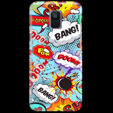 Etui na telefon SAMSUNG GALAXY A6 2018 BANG