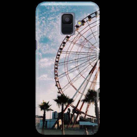 Etui na telefon SAMSUNG GALAXY A6 2018 CALIFORNIA