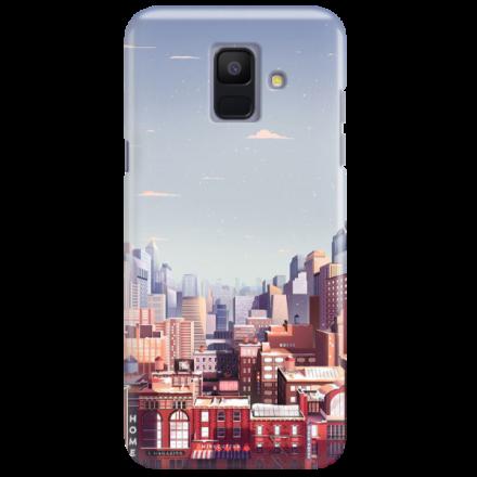 Etui na telefon SAMSUNG GALAXY A6 2018 CITY