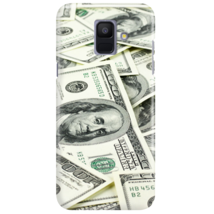 Etui na telefon SAMSUNG GALAXY A6 2018 DOLARS