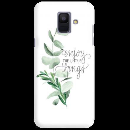 Etui na telefon SAMSUNG GALAXY A6 2018 ENJOY THINGS