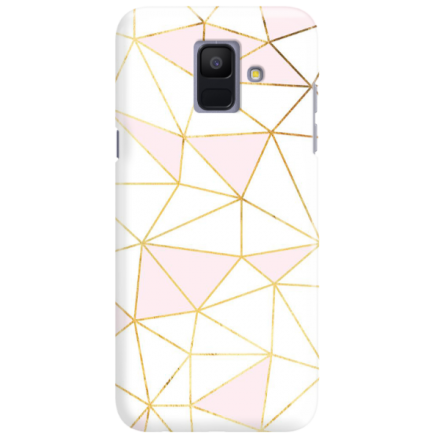 Etui na telefon SAMSUNG GALAXY A6 2018 GEOMETRIC