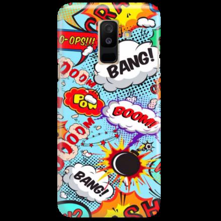 Etui na telefon SAMSUNG GALAXY A6 PLUS 2018 BANG
