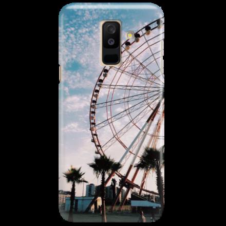 Etui na telefon SAMSUNG GALAXY A6 PLUS 2018 CALIFORNIA