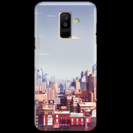 Etui na telefon SAMSUNG GALAXY A6 PLUS 2018 CITY