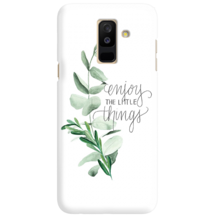 Etui na telefon SAMSUNG GALAXY A6 PLUS 2018 ENJOY THINGS