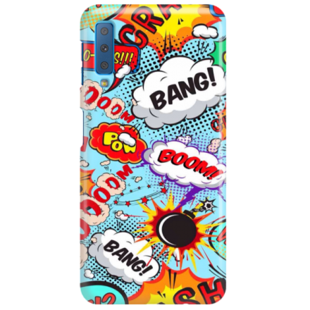 Etui na telefon SAMSUNG GALAXY A7 2018 BANG