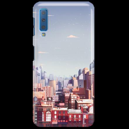 Etui na telefon SAMSUNG GALAXY A7 2018 CITY