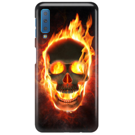Etui na telefon SAMSUNG GALAXY A7 2018 CZACHA
