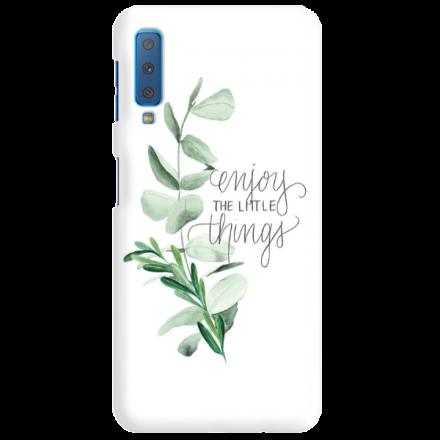 Etui na telefon SAMSUNG GALAXY A7 2018 ENJOY THINGS
