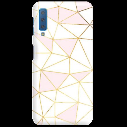 Etui na telefon SAMSUNG GALAXY A7 2018 GEOMETRIC