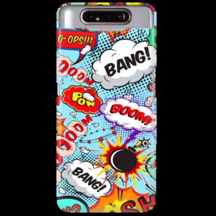 Etui na telefon SAMSUNG GALAXY A80 BANG