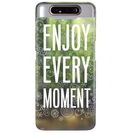 Etui na telefon SAMSUNG GALAXY A80 ENJOY EVERY MOMENT 2