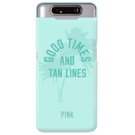 Etui na telefon SAMSUNG GALAXY A80 GOOD TIMES AND TAN LINES