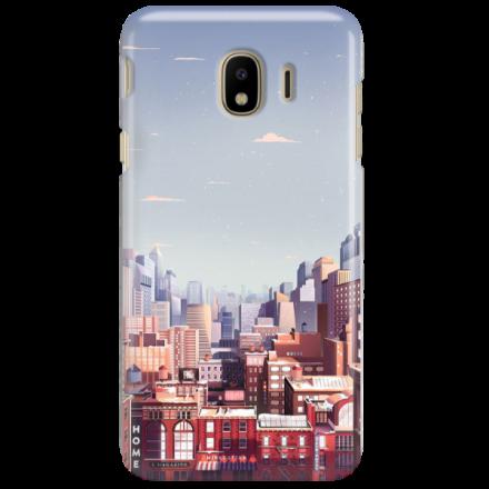Etui na telefon SAMSUNG GALAXY J4 2018 CITY