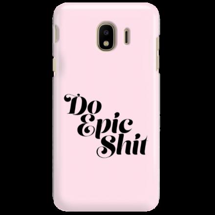 Etui na telefon SAMSUNG GALAXY J4 PLUS 2018 DO EPIC SHIT
