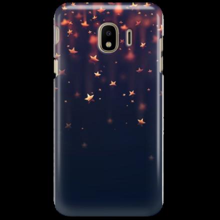 Etui na telefon SAMSUNG GALAXY J4 PLUS 2018 GWIAZDKI STARS
